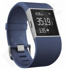 Fitbit Surge, Small - Blue