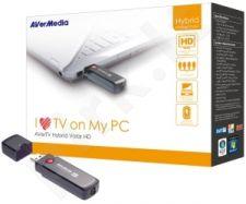 AVerMedia AVerTV Hybrid Volar HD, PAL/SECAM/NTSC+DVBT, Teletext