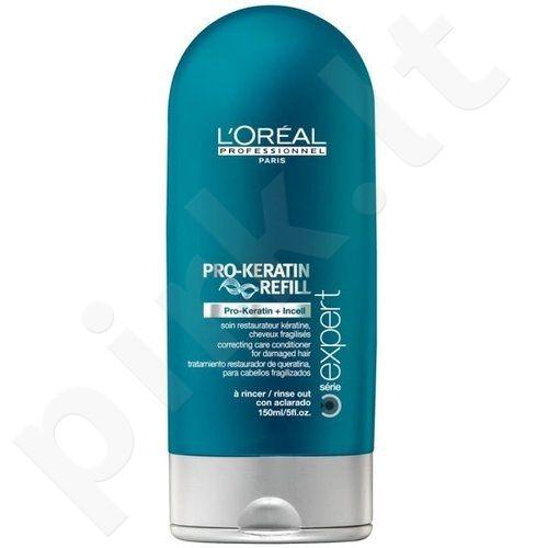 L`Oreal Paris Expert Pro-Keratin Refill kondicionierius, 150ml, kosmetika moterims