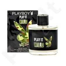 Playboy Play It Wild, EDT vyrams, 100ml
