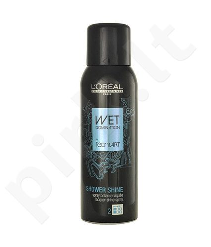 L´Oreal Paris Tecni Art Wet Domination Shower Shine, plaukų fiksatorius, 160ml