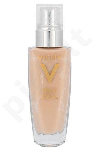 Vichy Teint Idéal Fluid makiažo pagrindas, kosmetika moterims, 30ml, (25 Sand)
