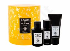 Acqua di Parma Colonia Essenza, rinkinys Eau de odekolonas vyrams, (EDC 100 ml + dušo želė 75 ml + dezodorantas 50 ml)