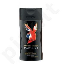 Playboy London, 250ml, dušo želė vyrams