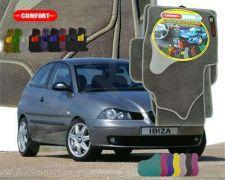 Kilimėliai ARS SEAT Ibiza /2002-2008