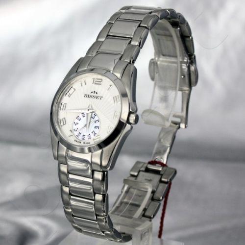 Moteriškas laikrodis BISSET Venus BSBD12SASX03BX