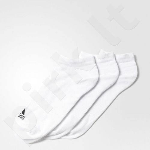 Kojinės Adidas Performance No-Show Thin 3pak AA2311