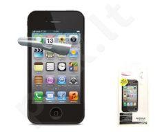 Apple iPhone 4 ekrano plėvelė  OK DISPLAY Cellular permatoma