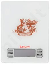 Svarstyklės Saturn ST-KS7235 Brown