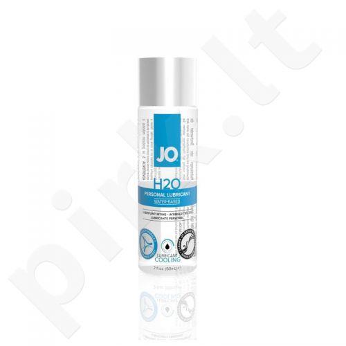 System JO - H2O Vėsus lubrikantas 60 ml