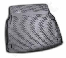 Guminis bagažinės kilimėlis MERCEDES-BENZ E-Class sedan W212 2009-> (Elegance) black /N25006