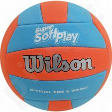 Tinklinio kamuolys Wilson Super Soft Play VB Orblu WTH90119XB