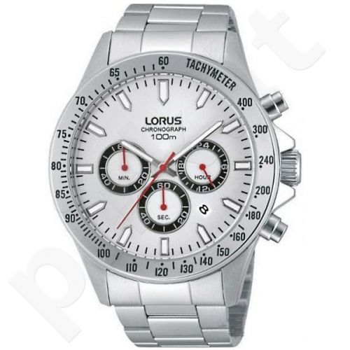 Vyriškas laikrodis LORUS RT377DX-9