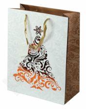 Dovanų maišelis Christmas Copper Large
