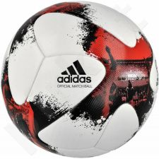 Futbolo kamuolys Adidas European Qualifiers Official Match Ball AO4839