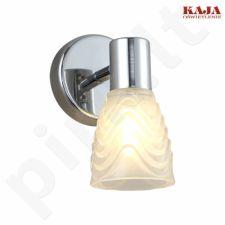 Sieninis šviestuvas K-8000/1 CHR