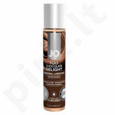 System JO - H2O lubrikantas Šokoladinis gardėsis 30 ml