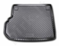 Guminis bagažinės kilimėlis MERCEDES-BENZ GLK X204 2008-2012  black /N25010