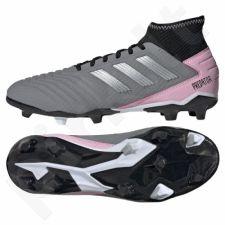Futbolo bateliai Adidas  Predator 19.3 FG W F97528