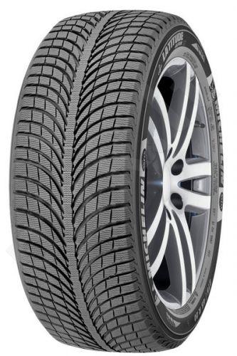 Žieminės Michelin LATITUDE ALPIN LA2 R18