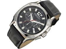 Romanson Sports TL1270HM1WA32W vyriškas laikrodis-chronometras