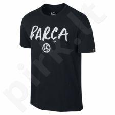 Marškinėliai Nike FC Barcelona Squad Tee M 805721-010