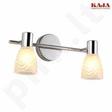 Sieninis šviestuvas K-8000/2 CHR