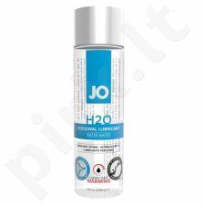 System JO - H2O Šildantis lubrikantas 240 ml