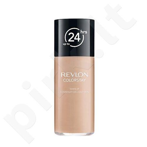 Revlon Colorstay kreminė pudra riebiai veido odai, kosmetika moterims, 30ml, (400 Caramel)