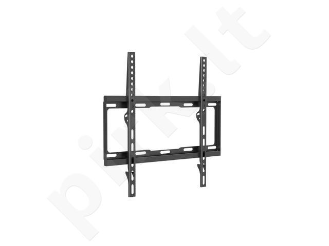 Equip LCD wall bracket 81-140cm (32''-55) fixed, 40kg, VESA max 400x400, black