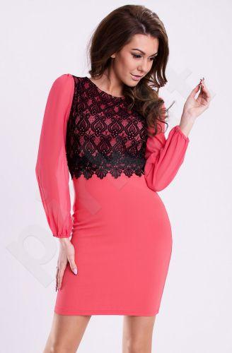 Emamoda suknelė - rausvo atspalvio 12003-3