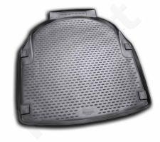 Guminis bagažinės kilimėlis MERCEDES-BENZ E-Class sedan W212 2009-> (Avantgarde) black /N25005