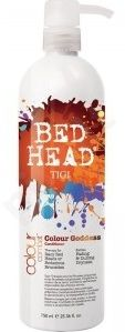 Tigi Bed Head Combat Colour Goddess kondicionierius, kosmetika moterims, 750ml