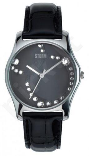 Moteriškas laikrodis Storm Glimmer Black