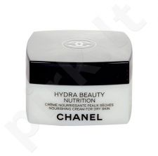 Chanel Hydra Beauty Nutrition kremas Dry Skin, kosmetika moterims, 50g