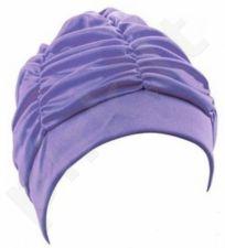 Kepuraitė plaukimo moterims PE 7600 77 lilac