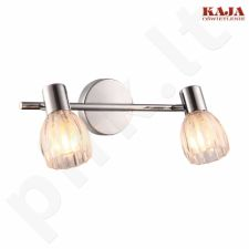 Sieninis šviestuvas K-8001/2 CHR