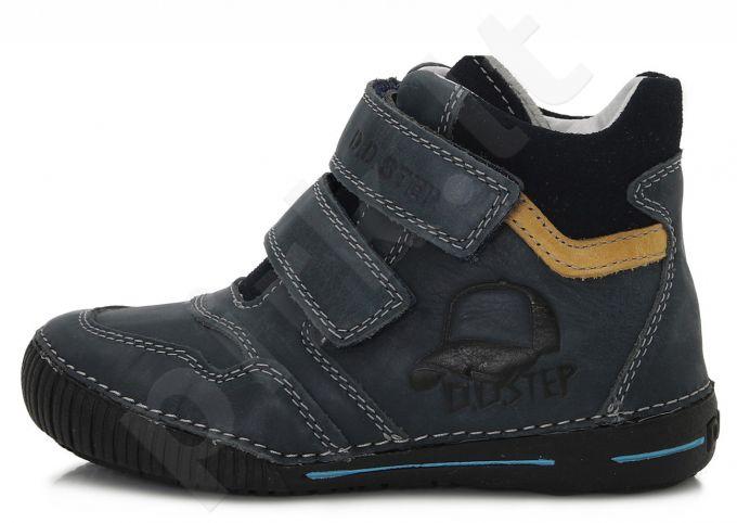 D.D. step tamsiai mėlyni batai 25-30 d. 036714m