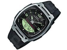 Casio Collection AW-81-1A1VES vyriškas laikrodis-chronometras
