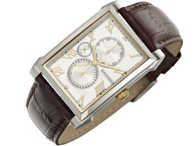 Romanson Sports TL9225MM1CAS1G vyriškas laikrodis
