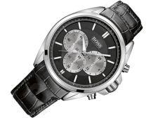 Hugo Boss Black 1512879 vyriškas laikrodis-chronometras