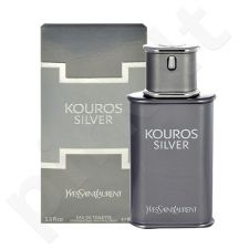 Yves Saint Laurent Kouros Silver, EDT vyrams, 100ml