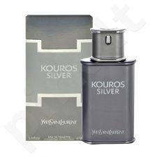 Yves Saint Laurent Kouros Silver, EDT vyrams, 100ml
