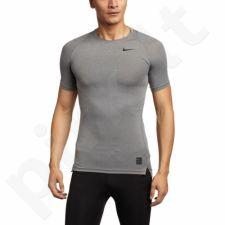 Marškinėliai termoaktyvūs Nike Cool Compression SS M 703094-091