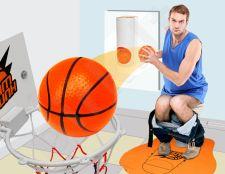 Tualetinis krepšinio rinkinys