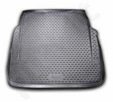 Guminis bagažinės kilimėlis MERCEDES-BENZ S-Class W221 2005->2013 black /N25013