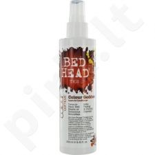 Nenuplaunamas plaukų kondicionierius Tigi Bed Head Combat Colour Goddess Leave In, 250ml