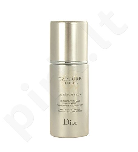 Christian Dior Capture Totale Replenishing akių serumas, kosmetika moterims, 15ml, (testeris)