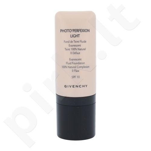 Givenchy Photo Perfexion lengvas makiažo pagrindas SPF10, kosmetika moterims, 30ml, (7 Light Ginger)