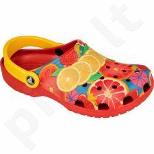 Šlepetės Crocs Classic Fruit II Clog W 204061